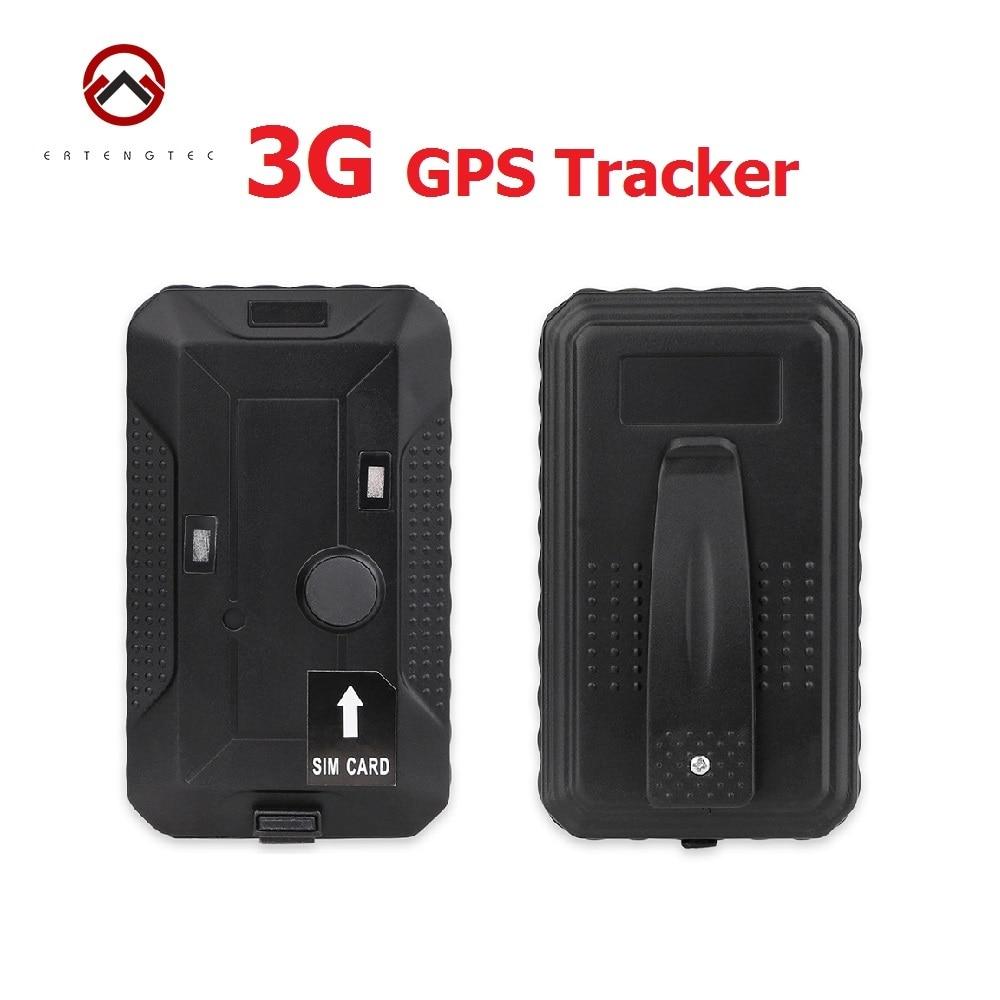 Global Using 3G WCDMA GPS Tracker Car 5000mAh Rechargeable Battery Waterproof IPX7 Portable WIFI Locator Offline logger Function global global adv workbook