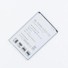Hekiy جديد 100% BL 53YH بطارية الهاتف ل LG G3 D855 D850 D858 D859 F460 الحقيقي 3000 مللي أمبير عالية الجودة المحمول استبدال البطارية