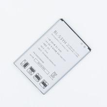 Hekiy NUOVO 100% BL 53YH Batteria Del Telefono Per LG G3 D855 D850 D858 D859 F460 Reale 3000 mah di Alta Qualità Cellulare batteria di ricambio