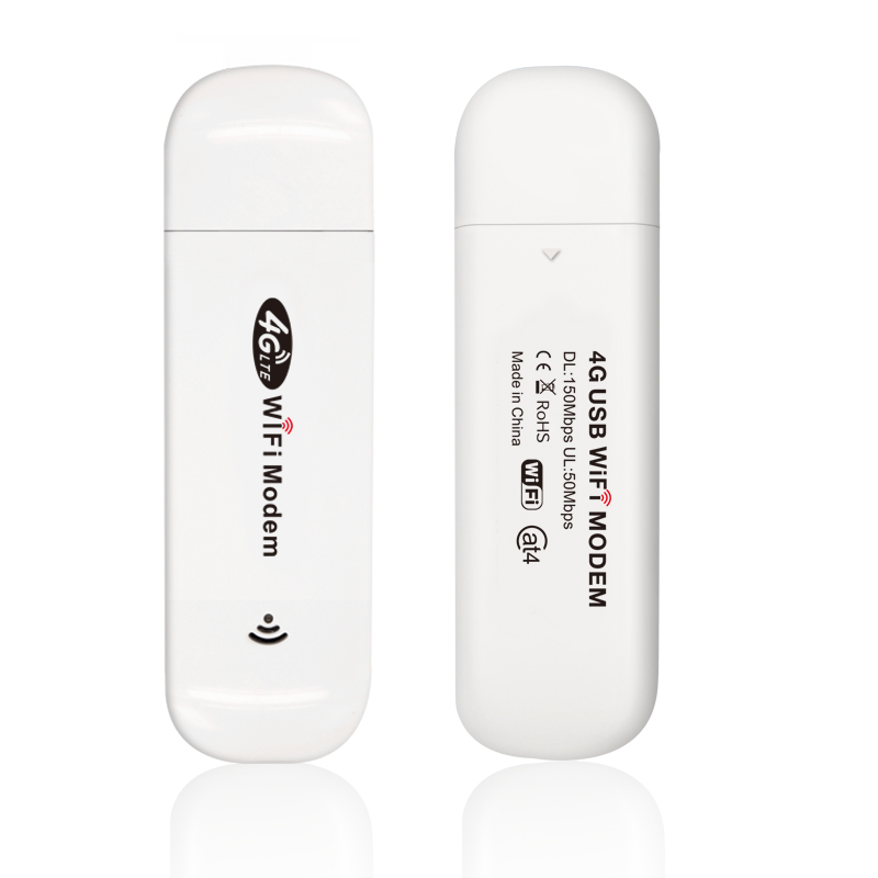 Unlocked 4G  wifi router TE FDD TDD 2600MHz4G WCDMA SIM Card USB Wifi Dongle LTE support 4g B1,3,5,40