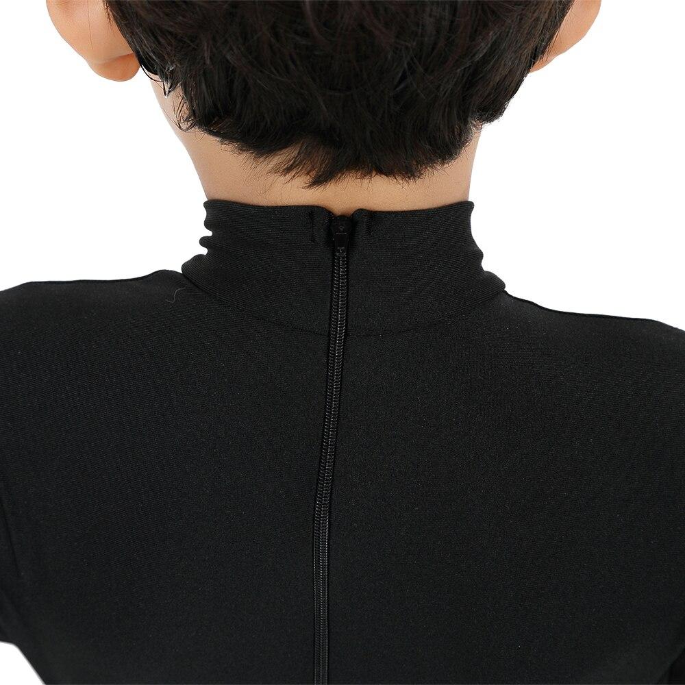 Купить 2018 бесплатная доставка черный костюм zentai из спандекса лайкры