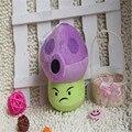 17 CM Plants vs Zombies brinquedos de pelúcia macia de pelúcia brinquedos de pelúcia Toy Baby Doll para crianças presentes partido brinquedos ( pulverização roxo boneca cogumelo )