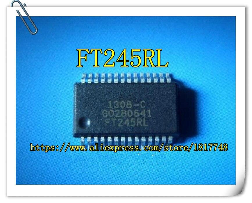 10PCS FT245RL FT245 SSOP 28 FT245RL