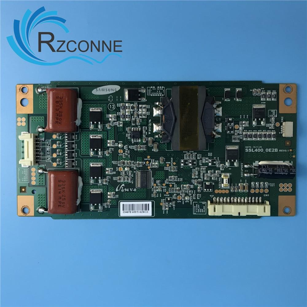 LED Inverter  for SSL400-0E2B REV0.1 SSL400-0E2D SSL400-0E2A SSL400-0E2C LTA400HM13 L40E5200BE L40F3200 LTA400HM13 LE40Z300LED Inverter  for SSL400-0E2B REV0.1 SSL400-0E2D SSL400-0E2A SSL400-0E2C LTA400HM13 L40E5200BE L40F3200 LTA400HM13 LE40Z300