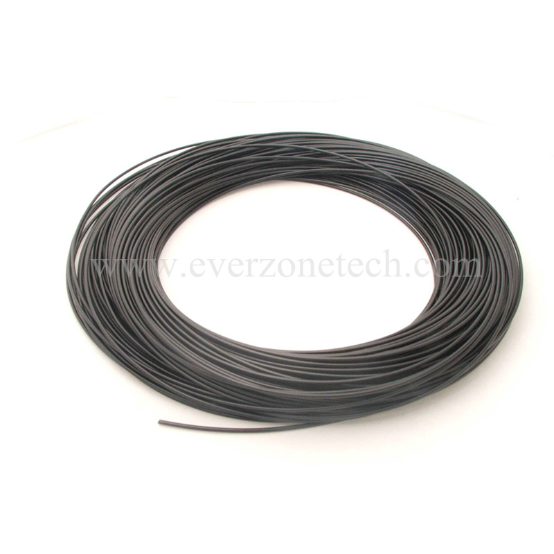 FYCC3000-4 5m Black PVC No UV And Infrared PMMA Plastic Optic End Glow Light Fiber Cable For Lighting