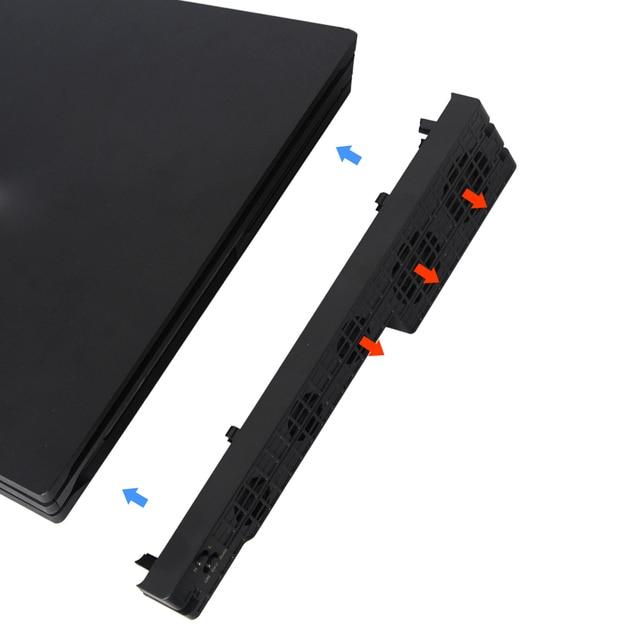 PS4 Pro Console de jeu ventilateur de refroidissement DC 5 V USB ventilateur de refroidissement externe 50 cm 5-ventilateur Super Turbo température ventilateur de refroidissement pour Playstation4