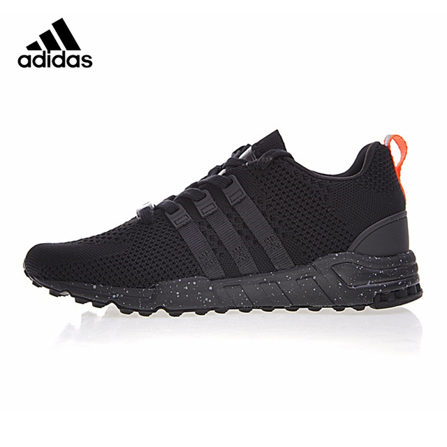 brand new 03d38 69815 TIMMY Adidas EQT Support RF Mens Running Shoes, Original Sports Outdoor Sneakers  Shoes,Black, Breathable, Anti-slip BY9606