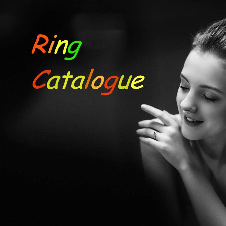 DIANSHANGKAITUOZHE Rings For Women, Men Fashion Jewelry Catalogue