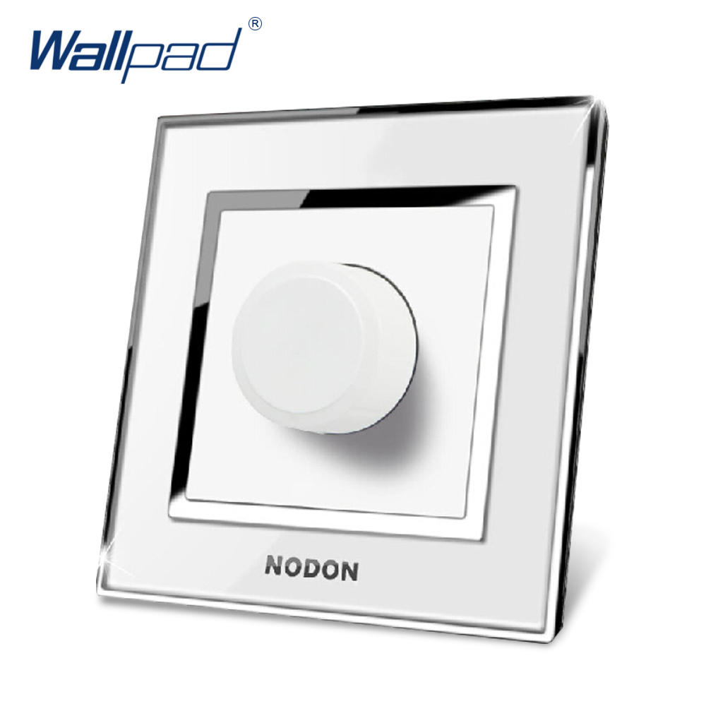 Dimmer Switch Hot Sale China Manufacturer Wallpad Push Button Luxury Arylic Mirror Panel Wall Light Switch double computer socket free shipping hot sale china manufacturer wallpad push button luxury arylic mirror panel wall