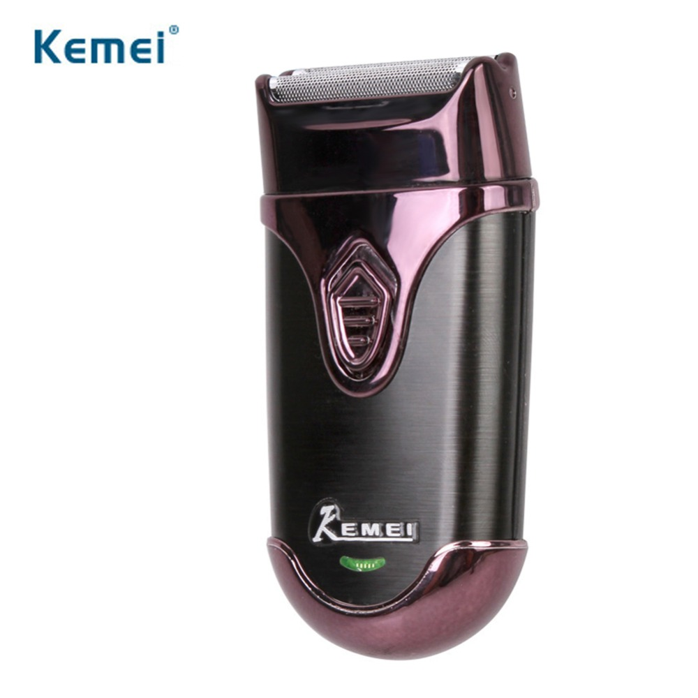 Kemei KM A388 Electric Shaver for Men Reciprocating Beard Razor Rechargeable Beard Trimmer Shaver Shaving Machine Face Care kemei km 1720 rechargeable reciprocating cordless blade electric razor shaver for men shaving machine face care eu plug