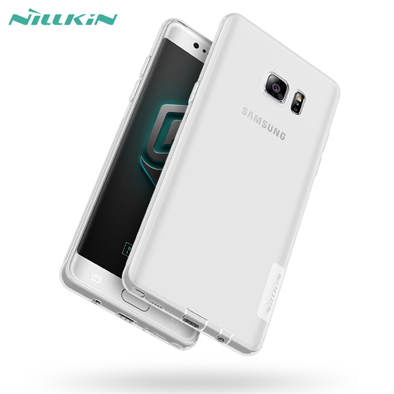 Cover for Samsung Galaxy Note 7 N930 Case Original Nillkin Trasnsparent Soft Flexible TPU Silicone Case for Galaxy Note 7 Note7