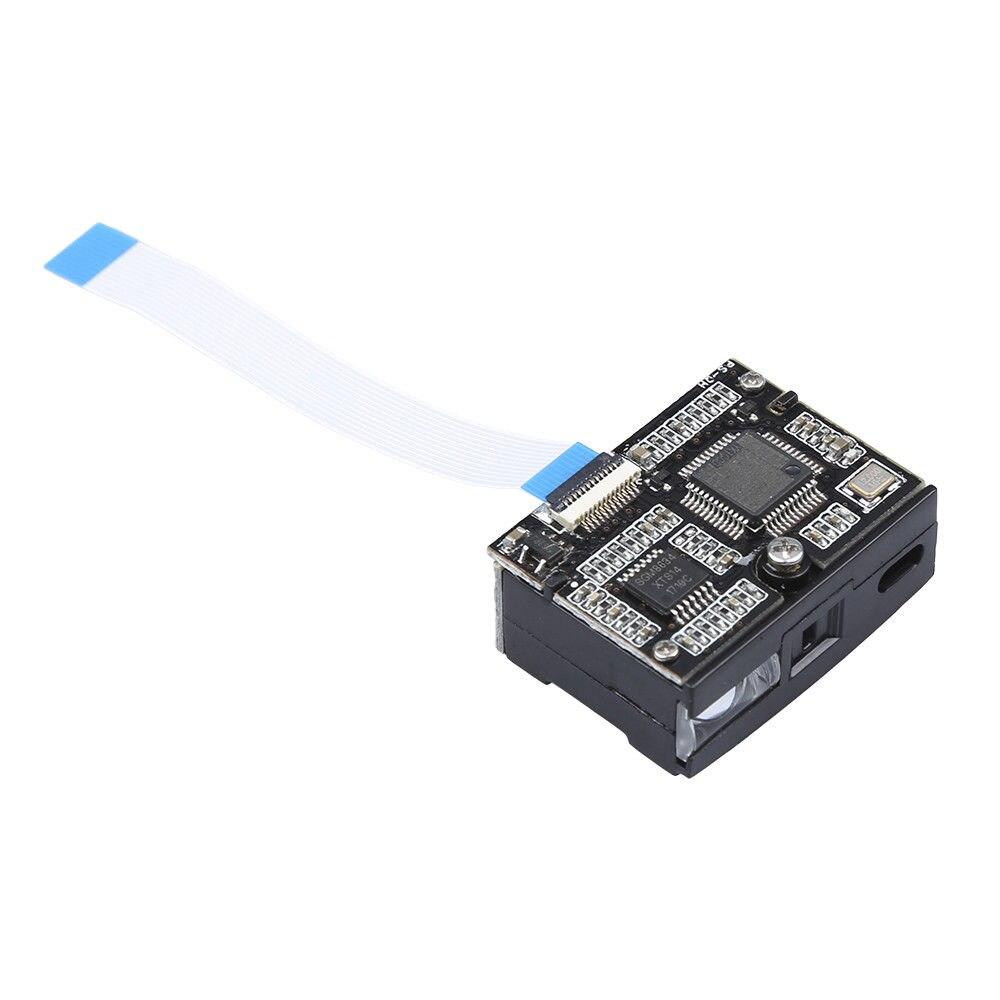 YK и сканирование yk-e1007 DIY 1D сканер модуль лазерный луч ccd usb ttl232 Интерфейс изображения 1D сканирования Двигатели для автомобиля