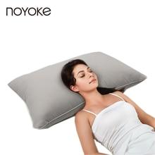 Noyoke 1 unidades 48*74 cm de cinco estrellas hotel de ropa de cama de almohada almohada ropa de cama de cama de microfibra suave terciopelo lijada almohada