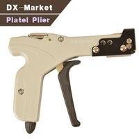 Platel Plier High Quality Tool Locking Combination Pliers Steel Tie Fasten Tool