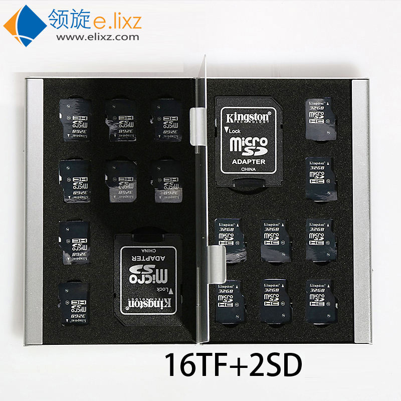 Image 5 - Lexar Memory SD Card Adapter Micro SD Card Reader TF Card Case 16GB 32GB 64GB 128GB 256GB 512GB A2 U3 C10 V30 633x Flash Card-in Micro SD Cards from Computer & Office