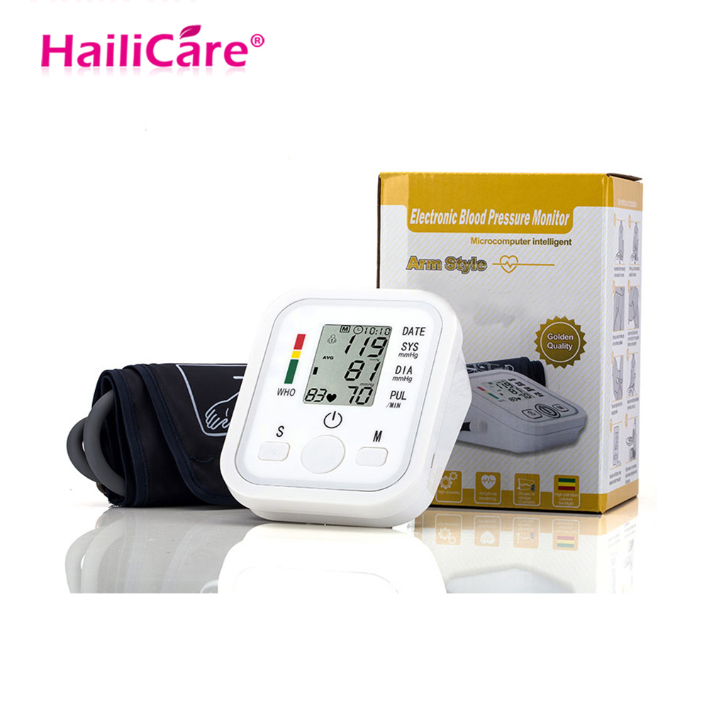 Health Care Household Professional Doctors Digital Arm Blood Pressure Pulse Tonometer Meter Portable Accurate Home Use MonitorHealth Care Household Professional Doctors Digital Arm Blood Pressure Pulse Tonometer Meter Portable Accurate Home Use Monitor