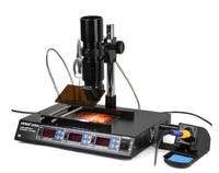 YIHUA1000A Инфракрасная паяльная станция сварочных работ с универсальным датчик температуры и свет