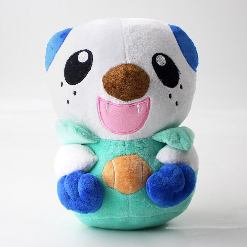 25cm Oshawott Cute Plush Cartoon Doll Toy Soft Stuffed For Children Birthday Gift