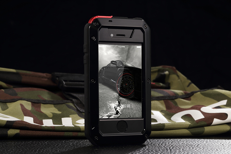 HTB1HdSEeHuWBuNjSszgq6z8jVXaP Heavy Duty Protection Doom armor Metal Aluminum phone Case for iPhone 11 Pro Max XR XS MAX 6 6S 7 8 Plus X 5S 5 Shockproof Cover