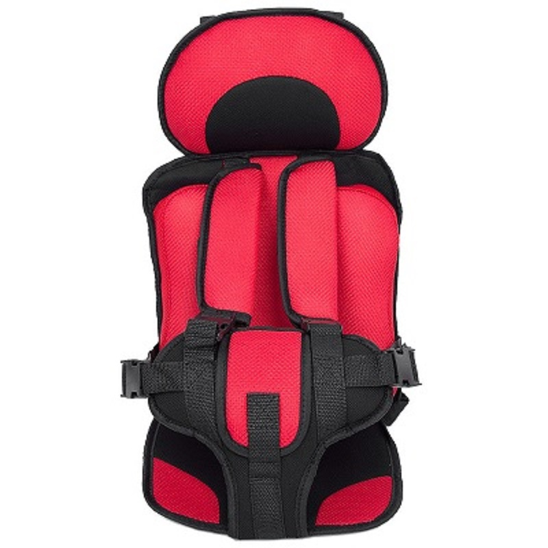Adjustable Baby Car Seat Safe Chair Seat Mat Portable Baby Chair In Cars For 6 Months-5 Years Old Baby (2)