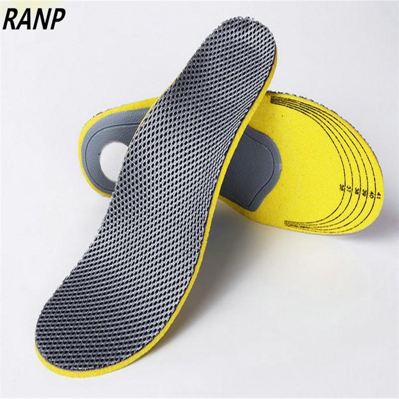 Absorción Cómoda Plantilla Ortótica Planos TPU Plantilla de - Accesorios de calzado - foto 1