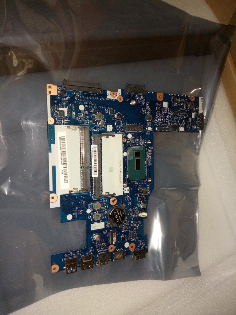Applicable to G40-80 notebook motherboard 3825U 3215U 3805U number NM-A362 FRU 5B20K07039 5B20K07048 5B20K84627 Applicable to G40-80 notebook motherboard 3825U 3215U 3805U number NM-A362 FRU 5B20K07039 5B20K07048 5B20K84627