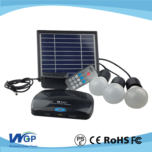 Portable Home Use Small Solar Led Light Solar Systems