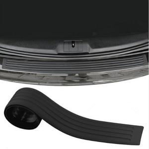 Image 1 - Auto stoßstange hinten Gummi streifen aufkleber Für LEXUS RX300 RX330 RX350 IS250 LX570 is200 is300 ls400 Auto styling Zubehör