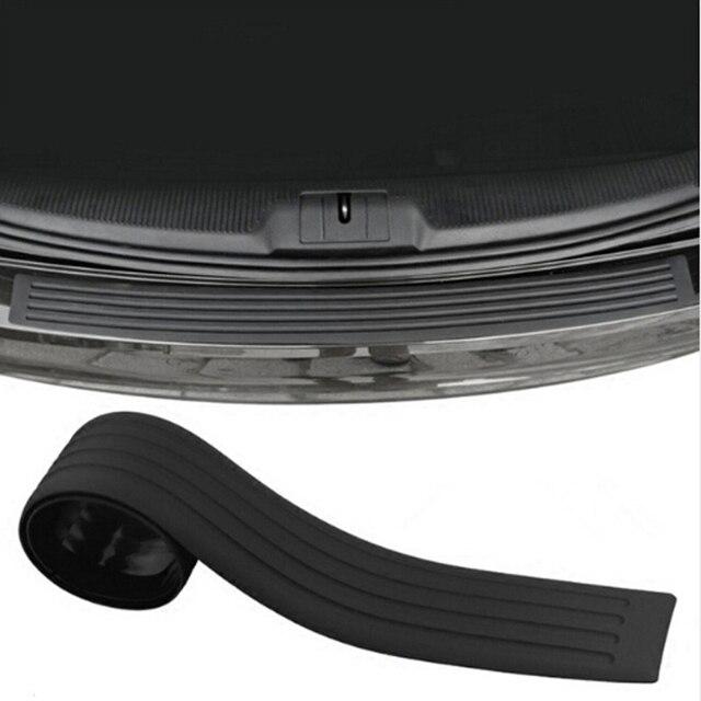 Auto stoßstange hinten Gummi streifen aufkleber Für LEXUS RX300 RX330 RX350 IS250 LX570 is200 is300 ls400 Auto styling Zubehör