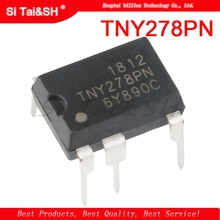 10 adet TNY278 TNY278PN TNY278P DIP7 LCD güç yönetimi çip