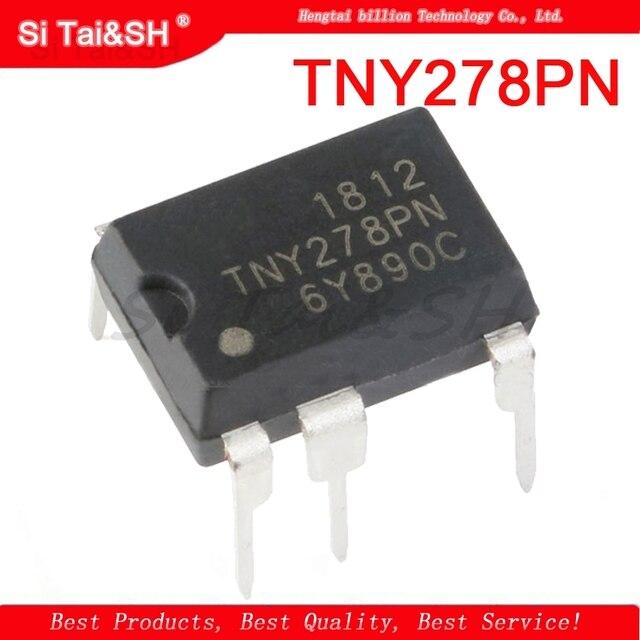 10 pcs TNY278 TNY278PN TNY278P DIP7 LCD 전원 관리 칩