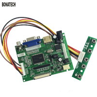 7inch 8inch AT070TN90 92 94 LCD Driver Board For Car Car Back Off Projection With Keyboard
