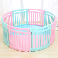 Children's indoor play fence baby safety toddler crawling fence baby home paradise toy child fence free combination shape