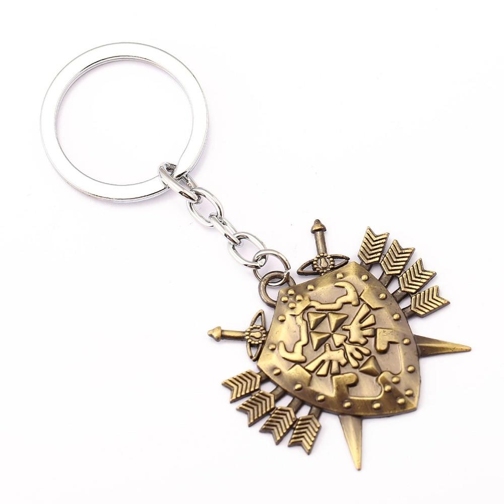 Princess Zelda Jewelry: Aliexpress.com : Buy The Legend Of Zelda Key Chain