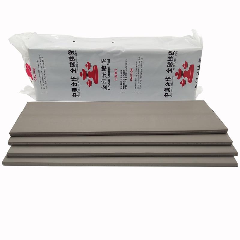 5Pcs/bag Flash Stamp Pad Foam 330*110*4mm Wholesale High Quality Foam Stamp Pad Free Shipping