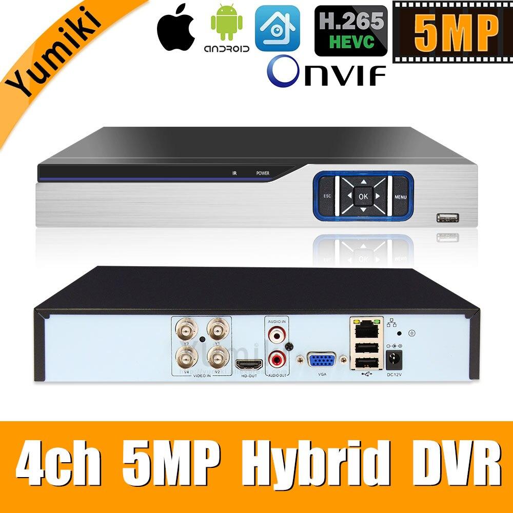 6 in 1 H.265+ 4ch AHD video hybrid recorder for 5MP/4MP/3MP/1080P/720P Camera Xmeye Onvif P2P CCTV DVR AHD DVR support USB wifi6 in 1 H.265+ 4ch AHD video hybrid recorder for 5MP/4MP/3MP/1080P/720P Camera Xmeye Onvif P2P CCTV DVR AHD DVR support USB wifi