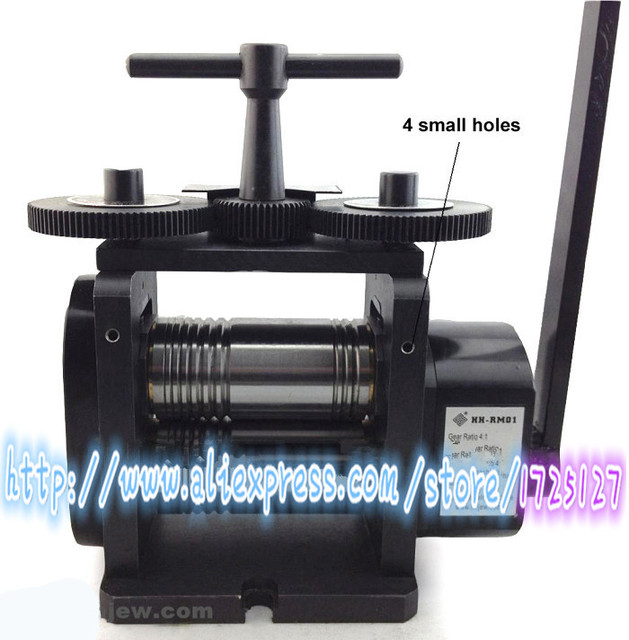 High quality PEPE Combination Rolling Mill Roller machine 110mm, Jewelry Tools & Equipment Wholesale & Retail