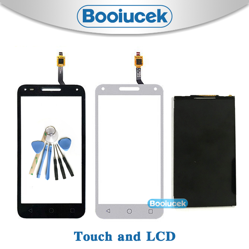 High Quality 5.0'' For <font><b>Alcatel</b></font> One Touch U5 3G 4047 <font><b>4047D</b></font> OT4047 <font><b>Lcd</b></font> Display With Touch Screen Digitizer Sensor image