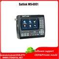 satlink WS6951 handheld sat finder dvb-s2 4.3` TFT Satlink WS-6951 Satellite Finder DVB-S2 Satellite Meter