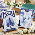 1 Deck NEW Sealed Bicycle Porcelain Playing Cards Poker Limited Edition Magic Tricks Magic Toys Magic Props 81222