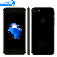 Original Unlock Apple IPhone 7 Plus IOS10 Quad Core A10 Mobile Phone 3GB RAM 32GB 128GB