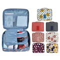 Travel Cosmetic Makeup Bag Toiletry Case Wash Organizer Storage Pouch