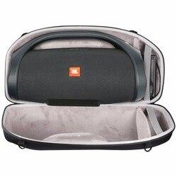 Caso protetor para jbl boombox portátil sem fio bluetooth alto-falante bolsa de armazenamento saco para jbl boombox viagem transportando eva caso