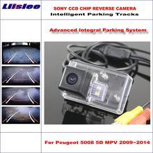 Автомобильная интеллектуальная камера заднего вида для peugeot
