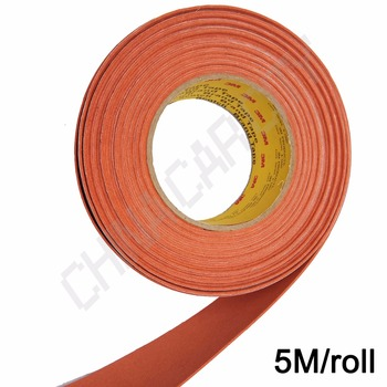 5m 5cm suede felt tape for squeegee with self adhensive 3m glue replacement suede felt edge.jpg 350x350