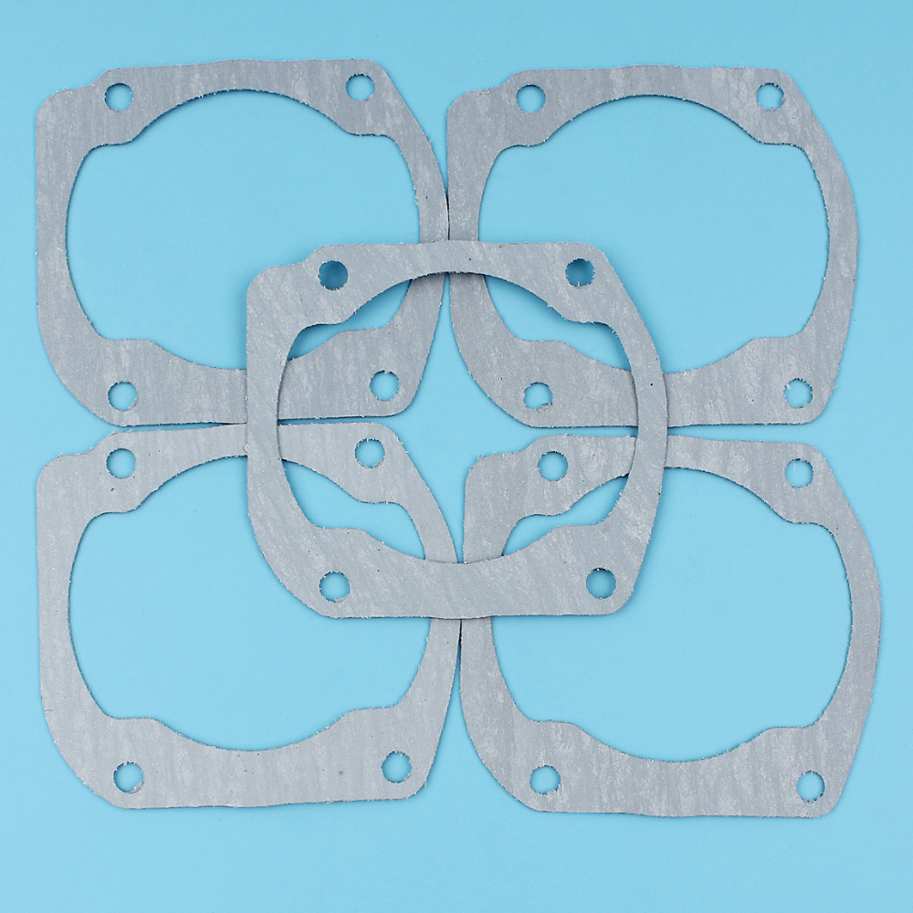 5Pcs/lot Cylinder Gaskets Kit For HUSQVARNA 362 365 371 372 371K 375K Chainsaw #503961501 Replace NEW Parts