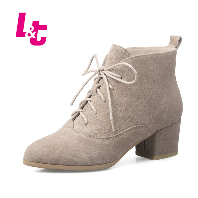 Chaussures automne beiges femme s3ZJd8XF