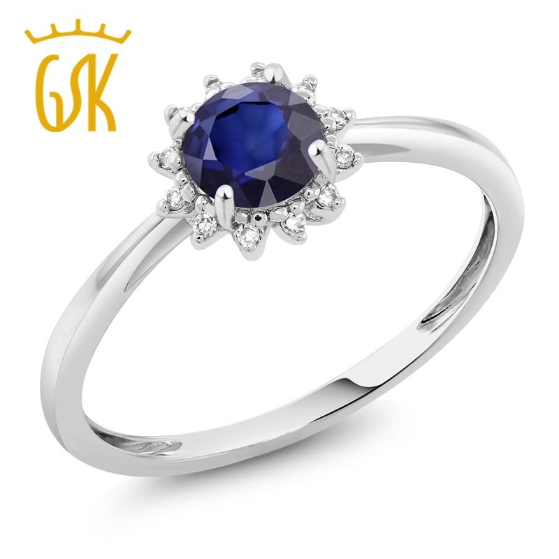 Diamantring verlobung blau  Diamant Blau Ring Werbeaktion-Shop für Werbeaktion Diamant Blau ...
