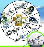 ORK MINIV 36V 250W V Brake Hub Motor Electric Bicycle Conversion Kit CE CE EN15194