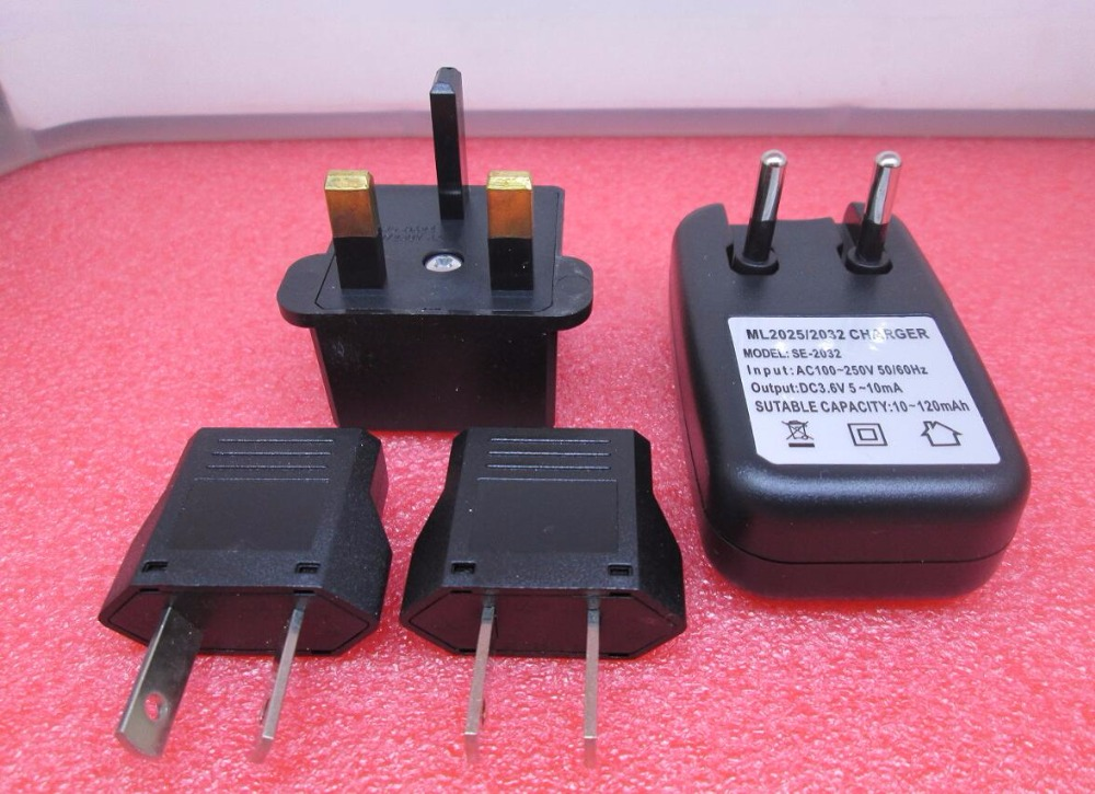 HOT NEW ML2025 ML2032 battey charger 2025 2032 charger 1pcs